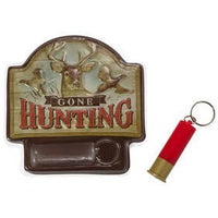 Gone Hunting Cake Decorating Set - 2 pieces - Pop Top Plaque Topper