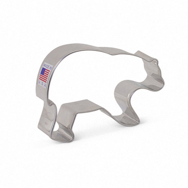 "Bear 3.5"" Cookie Cutters"