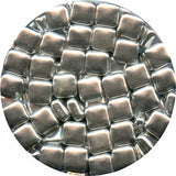 Silver Square DRAGEES 3.7 oz (105g)