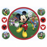 MICKEY and the Roadster Racers Sugar Sheets FREE SHIP!!!