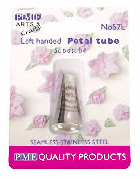 PME Seamless Stainless Steel Left Handed No.57L