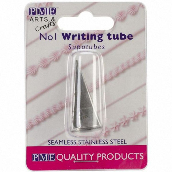 PME Seamless Stainless Steel Writer No.1