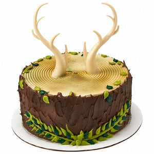 Antler Creations DecoSet® - 2 pc set - Cake Topper