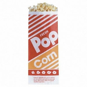 Popcorn Bags 1 oz bag - 50 count - pack