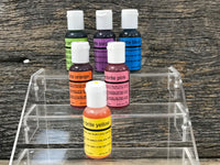 Chefmaster  6 pc. Neon Airbrush Color Set
