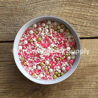 Sprinkles Mix 24K Pink