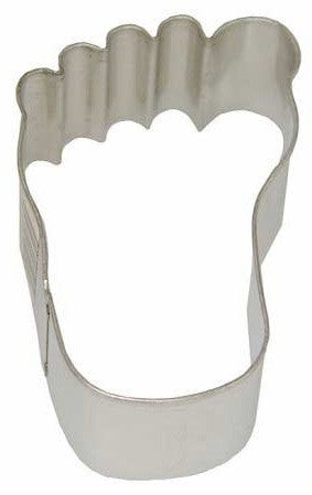 LEFT FOOT 3.5 x 2.25 COOKIE CUTTER