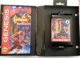Castlevania Bloodlines (Sega Genesis / Mega Drive) - Reproduction Video Game Cartridge with Clamshell Case and Manual - CrebbaTECH