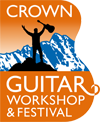 crown of the continent guitar festival montana music organization wildlife artist james corwin