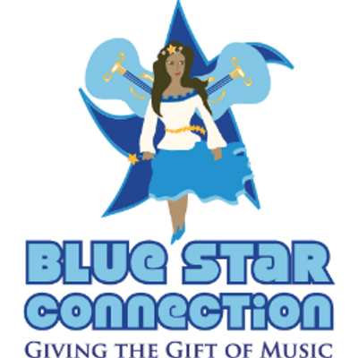 blue star connection music foundation education united states wildlife artist james corwin
