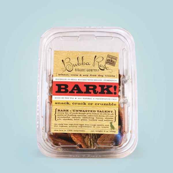 Bubba Rose Baked Bark! Treats