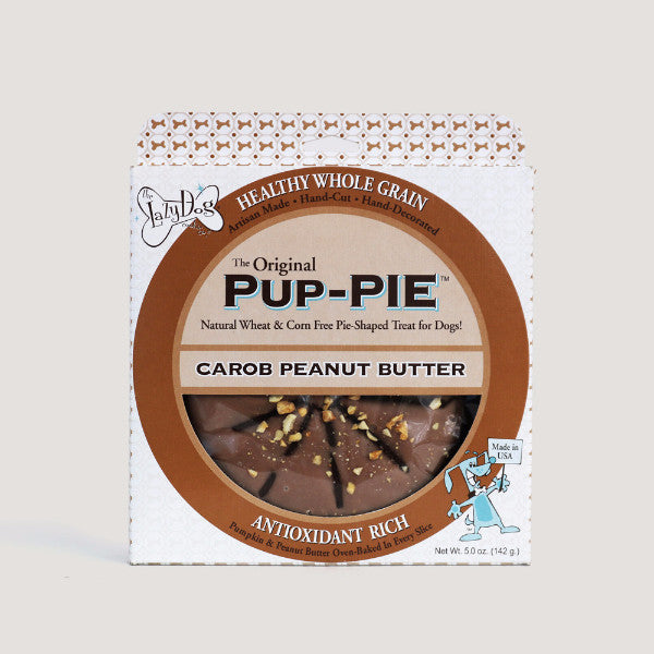 The Lazy Dog Cookie Co. Pup-Pie Dog Treat, 5 oz