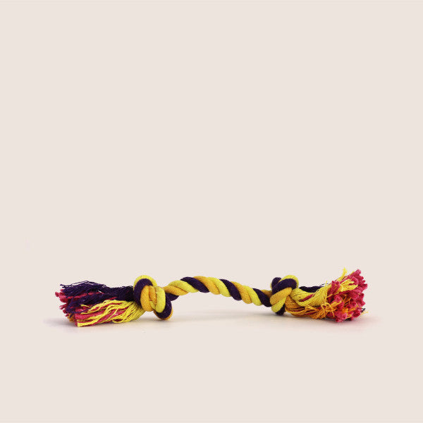 Tiny Rope Toy for Extra Small Dogs