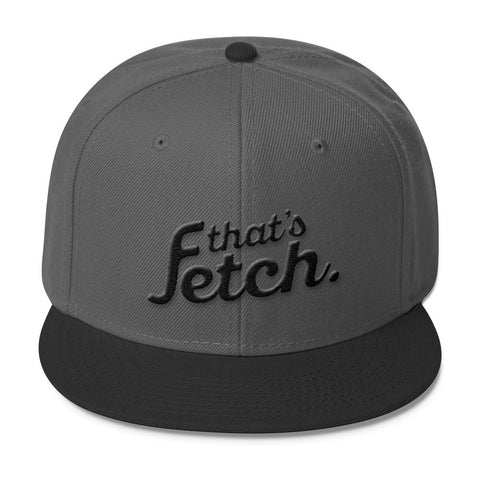 That's Fetch Women's Short Sleeve T-Shirt (Black Text)