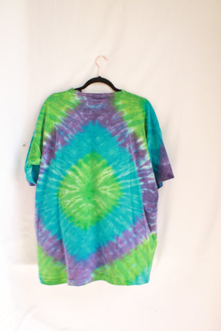 OVERSIZED DD TIE DYE TOP