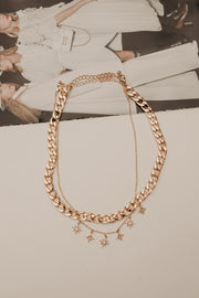 City Nights Chain Necklace