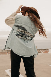 HARLEY EAGLE CHAMBRAY