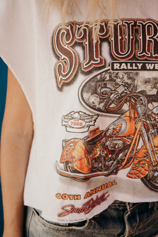 2000 Sturgis Bike Week Crop