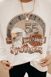 HARLEY STURGIS LONG SLEEVE TEE