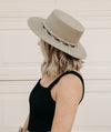Desert Dream Boater Hat (PRE-ORDER)