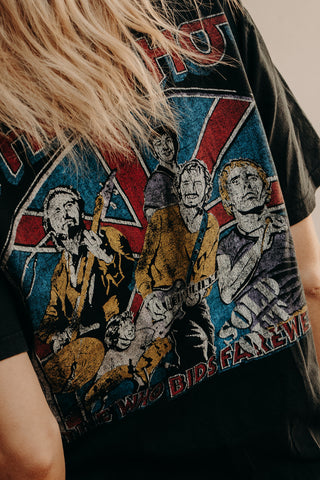 80's THE WHO BAND TEE