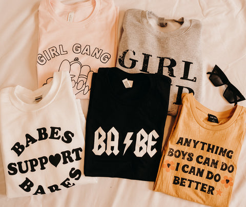 GIRLS DO IT BETTER TEE