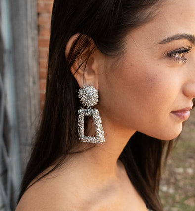 Gatsby Drop Earrings