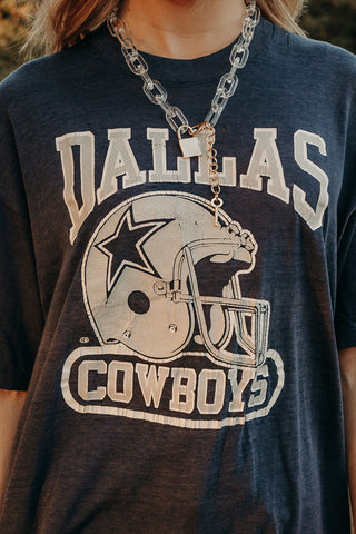 Vintage Cowboys Burnout Tee