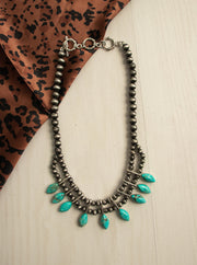 MESA TURQUOISE NECKLACE