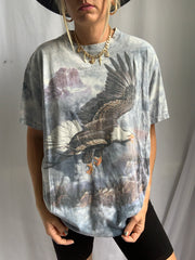 '97 FLYING HIGH TIE DYE TEE