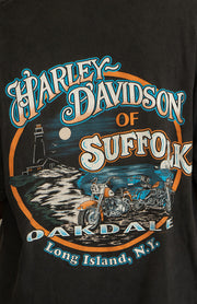 '02 Suffolk Harley Tee