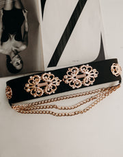Glam Girl Wide Belt