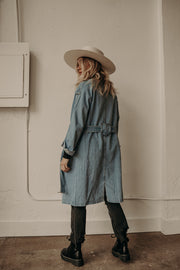 DENIM DAYS TRENCH