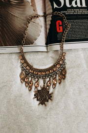 GWYNETH STATEMENT NECKLACE