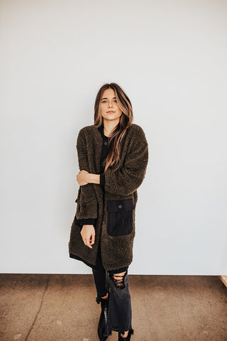 TIMELESS TEDDY COAT