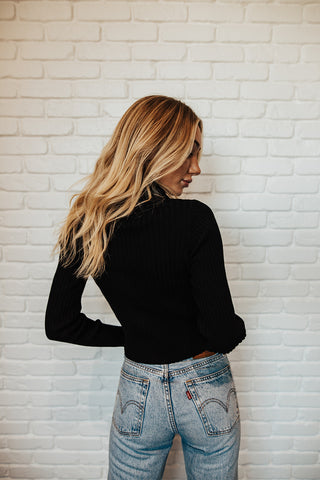 Double Up Knit Top