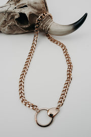 City Girl Chain Necklace
