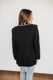Vintage Embellished blazer (only 1 available)