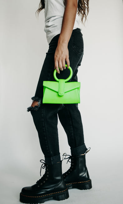 Electric Neon Mini Bag