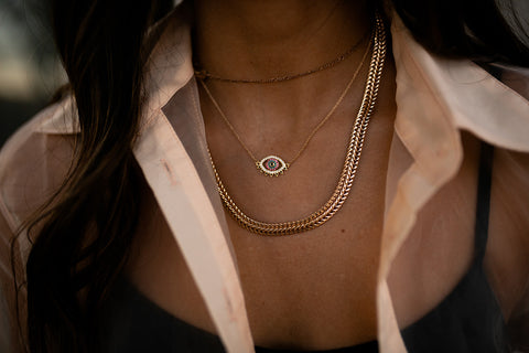 GET IT GIRL CHAIN NECKLACE