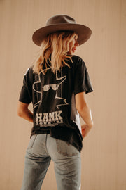 Vintage Hank Williams Jr. Tour Tee