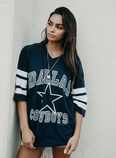 '92 DALLAS COWBOYS JERSEY TEE