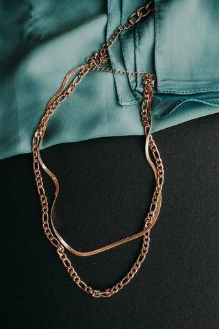 BASIC CHAIN NECKLACE