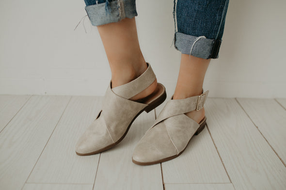 Stonely Wrap Flats