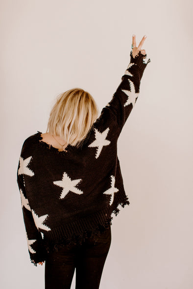 A Sky Full of Stars Sweater ⭐️
