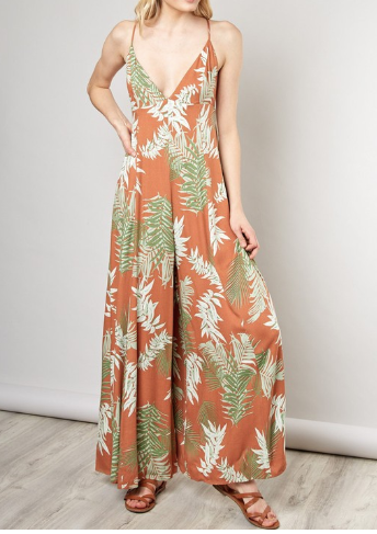 Palmetto Jumpsuit