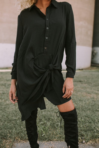 Tilly Knot Tunic