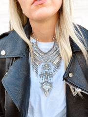 HARLOW STATEMENT NECKLACE