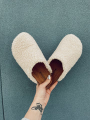 Can't Get Enough Sherpa Clogs