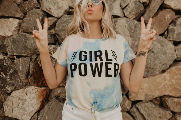 ⚡️GIRL POWER GRAPHIC⚡️